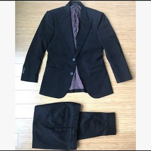 Other - TOM FORD x SUITSUPPLY Inspired Designer Suit (38S)
